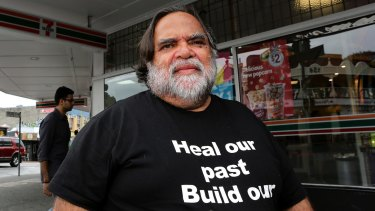 Sam Watson, chair of Indigenous community organisation Link-Up Queensland, said class actions could see the legal system 'place a real dollar value on Aboriginal lives and suffering'.