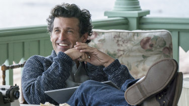 Patrick Dempsey stars in The Truth About the Harry Quebert Affair.