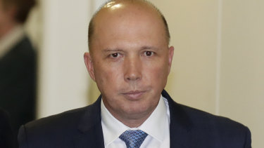 Several MPs agreed it would be good for Peter Dutton to return to the home affairs portfolio.