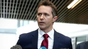 A low voter turnout and the nation's highest informal vote in Jason Clare's western Sydney seat of Blaxland meant just 70 per cent of the electorate's registered voters had their ballot counted.