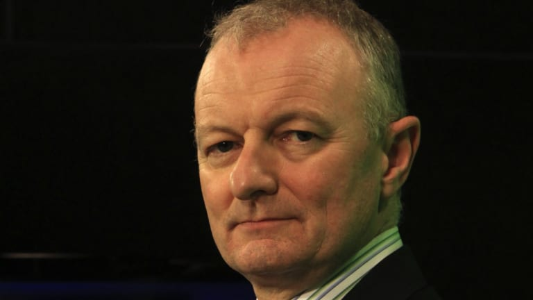 ABC political analyst Antony Green.