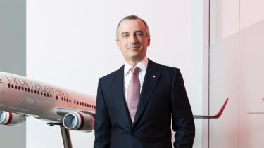 John Borghetti will step down by the end of 2019.
