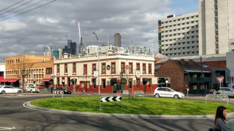 The pub in 2015.