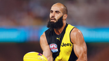 Bachar Houli has been integral to Richmond's three recent premierships.