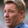 Jim Maxwell labels Warne 'totally disrespectful' after umpire comments