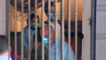 When testers knock: What life is like in Australian Open hotel quarantine