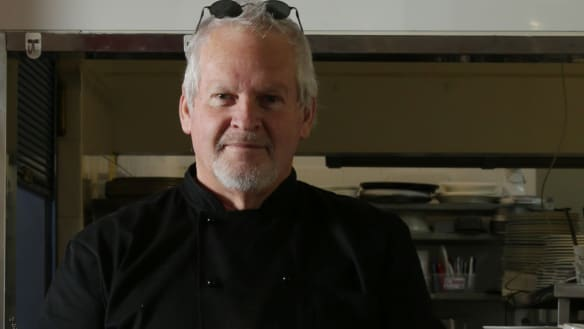Blind chef achieves his career goal and helps others with disabilities
