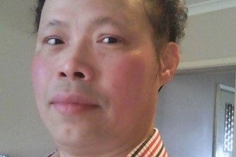 Geelong man Kelvin Ngyuen died from COVID-19.