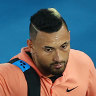 Kyrgios withdraws from ATP's New York Open