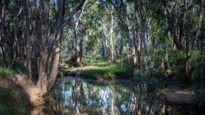 This drying continent can't afford Adani's pipeline to 12.5 billion litres of precious water