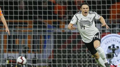 Schulz grabs winner as Germany stun Netherlands