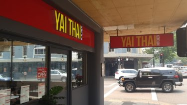 Yai Thai Kitchen in Gosford has been fined $1500 over two separate visits from inspectors.