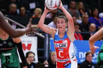 Swifts captain Maddy Proud said a lack of details had heightened concerns about the move to Queensland.