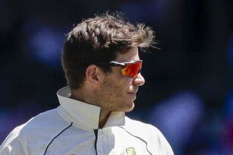 Cricket Australia has strongly endorsed Tim Paine as captain of the men's Test side.