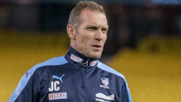 Sydney FC could lose star goalkeeping coach, John Crawley.
