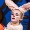 Alice in Wonderland: Bright fun at a madcap pace