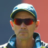 Australian cricket needs to ease the burden on Langer