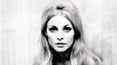 Sharon Tate was murdered in cold blood. This isn't a beauty inspiration.