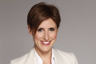 Emma Alberici has landed a new gig, and, as promised, it's not on TV.