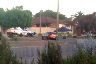 Joyce Clarke was shot by a police officer in the Geraldton suburb Karloo.