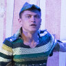 Peter Pan becomes a side-splitting theatrical disaster
