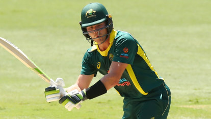 Pucovski ruled out of Australia A clash against England Lions
