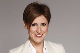 "Emma Alberici posted on Twitter that it was ""too painful to be in the public eye""."