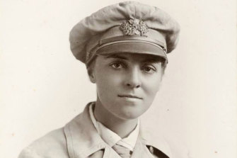 At the age of 20 Alice Anderson opened the first all-female garage.