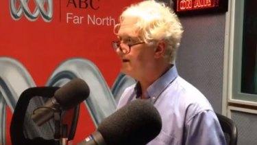 Queensland environmental campaigner Toby Hutcheon.