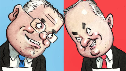 Albanese and Morrison square off, north and south