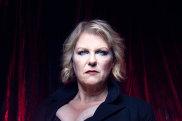 Mezzo-soprano Jacqueline Dark unleashes as warrior queen Berenice in Vivaldi's opera Farnace.