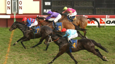 Racing returns to Grafton on Monday with a seven-race program.
