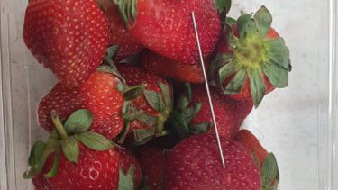 WA strawberry producer Mal's Black Label has been embroiled in the needle scandal.