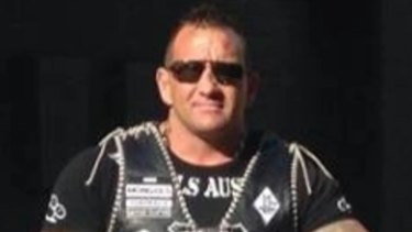 Shane Scott Bowden, a former member of theMongols outlaw motorcycle gang.