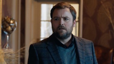 Neil Maskell is the not-so-happy Colin Burstead in Happy New Year, Colin Burstead.