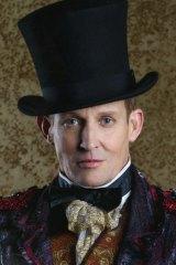 Todd McKenney as P.T. Barnum.