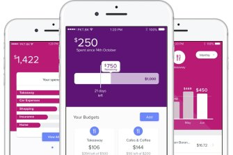 Pocketbook connects to your bank accounts to show your income, spending and budget.