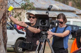 Directing the 2017 film Three Summers in his home state of Western Australia.