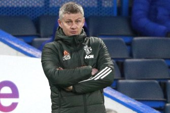 Ole Gunnar Solksjaer's Manchester United have faded dramatically since reaching the Premier League summit in mid-January.