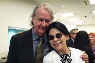 Sheri Yan and Roger Uren