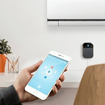 Even when you are home, the app makes for a smarter remote.