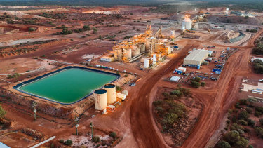 Westgold's Cue gold operations.