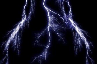 Generic. Triple Lightning Strike.