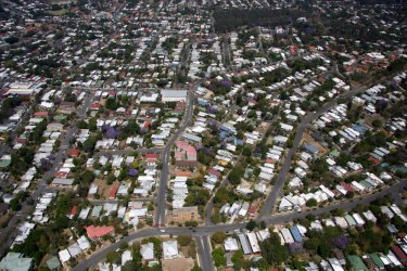 Queenslanders who can't afford to purchase a whole property are trying alternative options.