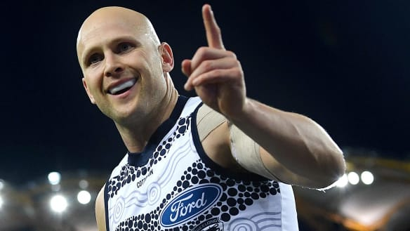 'We'll see you soon little one': Ablett and wife expecting
