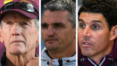 Game behind the game: NRL coaches have dominated the headlines this week.
