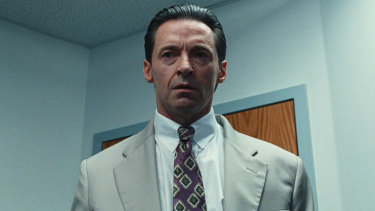 Hugh Jackman gave one of the best performances in his career playing Frank Tassone in Bad Education.