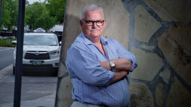 Rod Barton won a spot in the upper house and will advocate for Victoria's taxi industry.