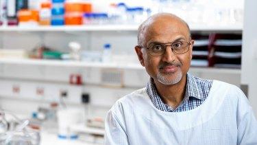 "QIMR's Professor Rajiv Khanna said they hoped the new method became a ""routine"" treatment."