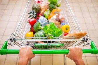 The average food spend per Australian is $4740 per year, or $91 per week.